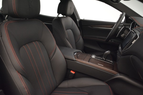 Used 2018 Maserati Ghibli S Q4 for sale $55,900 at Pagani of Greenwich in Greenwich CT 06830 22