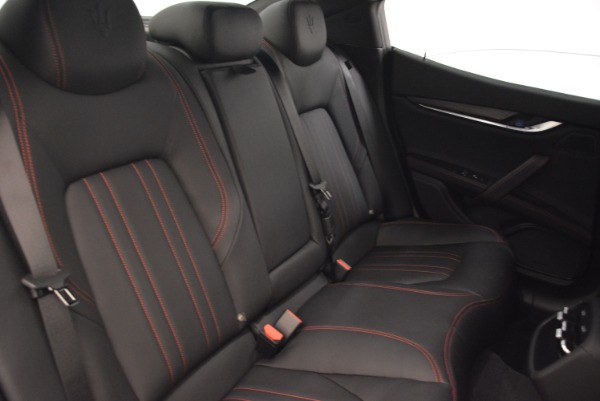 Used 2018 Maserati Ghibli S Q4 for sale $55,900 at Pagani of Greenwich in Greenwich CT 06830 25