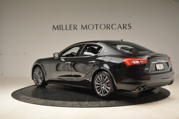 Used 2018 Maserati Ghibli S Q4 for sale $55,900 at Pagani of Greenwich in Greenwich CT 06830 3