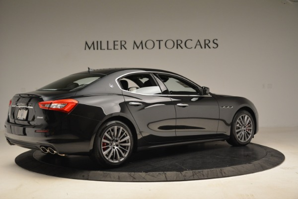 Used 2018 Maserati Ghibli S Q4 for sale $55,900 at Pagani of Greenwich in Greenwich CT 06830 7