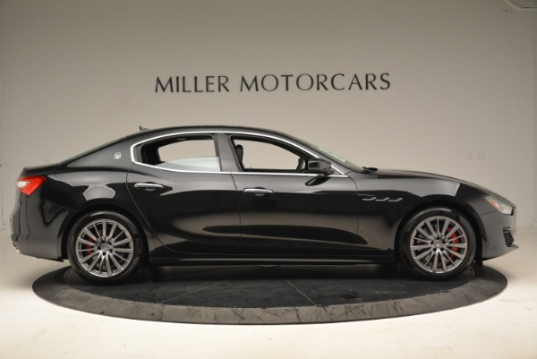 Used 2018 Maserati Ghibli S Q4 for sale $55,900 at Pagani of Greenwich in Greenwich CT 06830 8