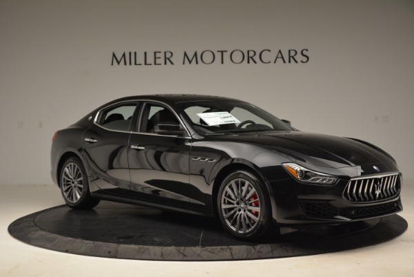 Used 2018 Maserati Ghibli S Q4 for sale $55,900 at Pagani of Greenwich in Greenwich CT 06830 9