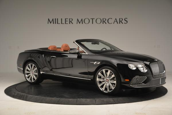 Used 2016 Bentley Continental GT V8 Convertible for sale Sold at Pagani of Greenwich in Greenwich CT 06830 10