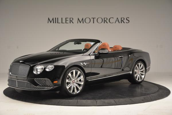 Used 2016 Bentley Continental GT V8 Convertible for sale Sold at Pagani of Greenwich in Greenwich CT 06830 2