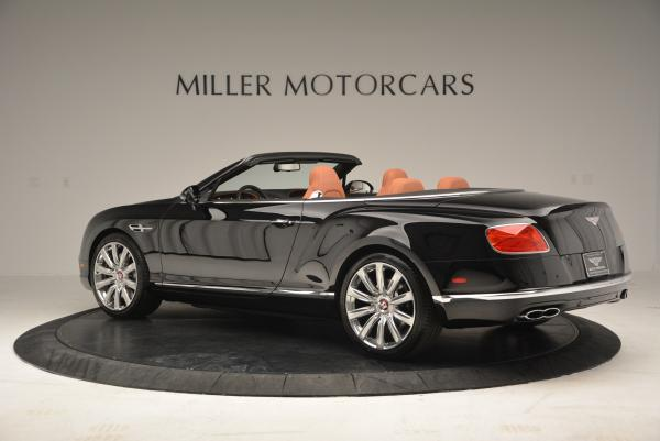 Used 2016 Bentley Continental GT V8 Convertible for sale Sold at Pagani of Greenwich in Greenwich CT 06830 4
