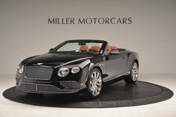 Used 2016 Bentley Continental GT V8 Convertible for sale Sold at Pagani of Greenwich in Greenwich CT 06830 1
