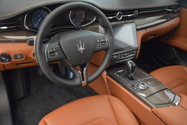 New 2018 Maserati Quattroporte S Q4 GranLusso for sale Sold at Pagani of Greenwich in Greenwich CT 06830 13