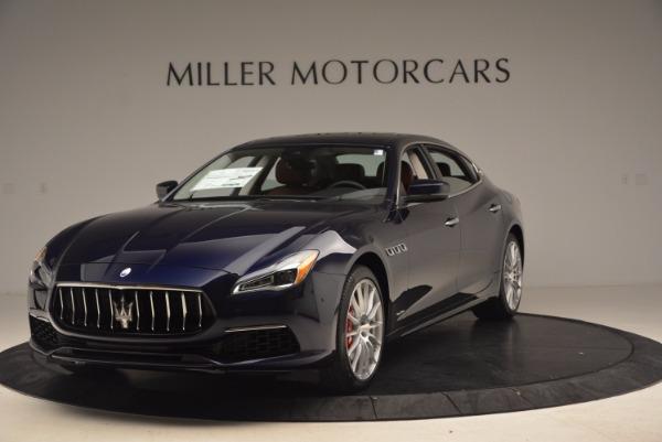 New 2018 Maserati Quattroporte S Q4 GranLusso for sale Sold at Pagani of Greenwich in Greenwich CT 06830 1