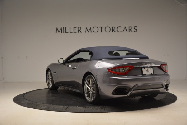 New 2018 Maserati GranTurismo Sport Convertible for sale Sold at Pagani of Greenwich in Greenwich CT 06830 10