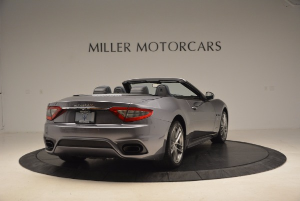 New 2018 Maserati GranTurismo Sport Convertible for sale Sold at Pagani of Greenwich in Greenwich CT 06830 13