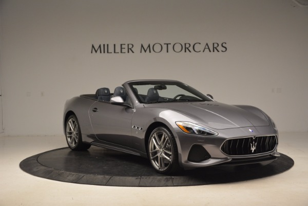New 2018 Maserati GranTurismo Sport Convertible for sale Sold at Pagani of Greenwich in Greenwich CT 06830 21