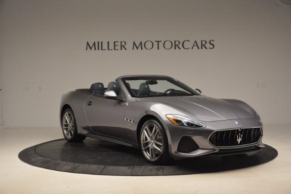 Used 2018 Maserati GranTurismo Sport Convertible for sale Sold at Pagani of Greenwich in Greenwich CT 06830 21