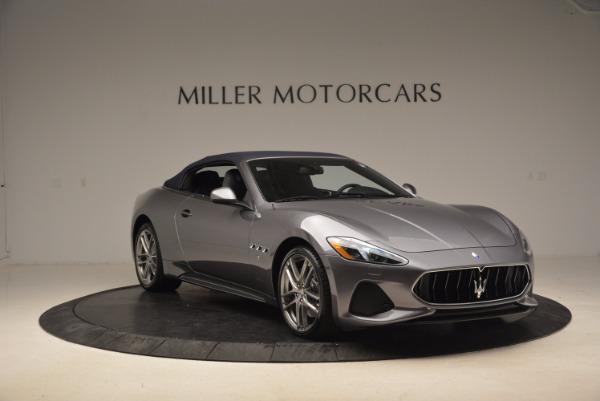 Used 2018 Maserati GranTurismo Sport Convertible for sale Sold at Pagani of Greenwich in Greenwich CT 06830 22