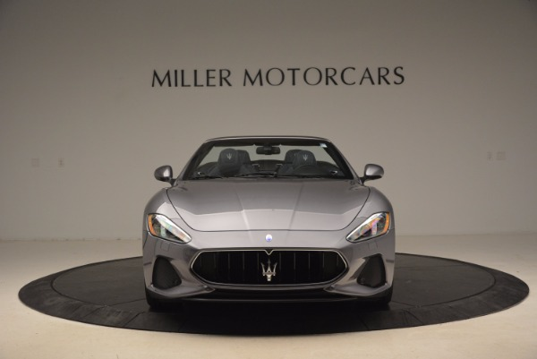 Used 2018 Maserati GranTurismo Sport Convertible for sale Sold at Pagani of Greenwich in Greenwich CT 06830 23