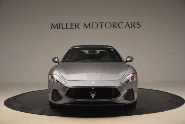 Used 2018 Maserati GranTurismo Sport Convertible for sale Sold at Pagani of Greenwich in Greenwich CT 06830 24