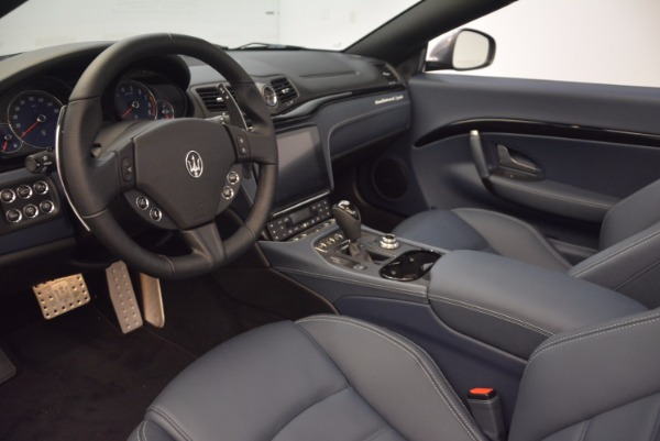Used 2018 Maserati GranTurismo Sport Convertible for sale Sold at Pagani of Greenwich in Greenwich CT 06830 25