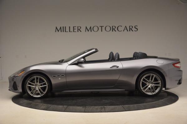 Used 2018 Maserati GranTurismo Sport Convertible for sale Sold at Pagani of Greenwich in Greenwich CT 06830 5