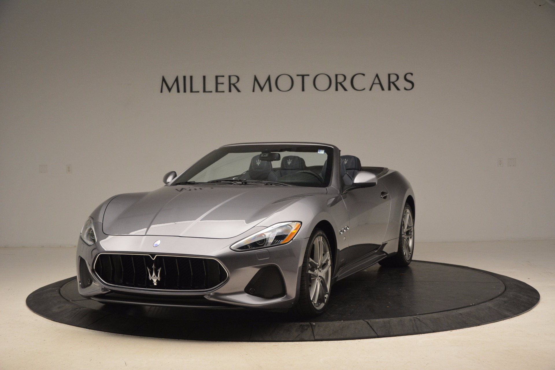 New 2018 Maserati GranTurismo Sport Convertible for sale Sold at Pagani of Greenwich in Greenwich CT 06830 1