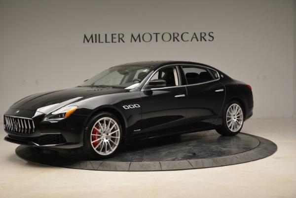 New 2018 Maserati Quattroporte S Q4 GranLusso for sale Sold at Pagani of Greenwich in Greenwich CT 06830 2