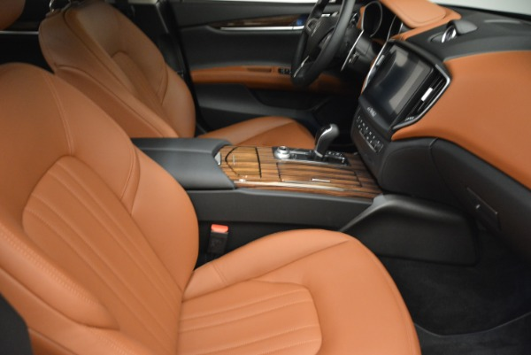 New 2018 Maserati Ghibli S Q4 for sale Sold at Pagani of Greenwich in Greenwich CT 06830 20
