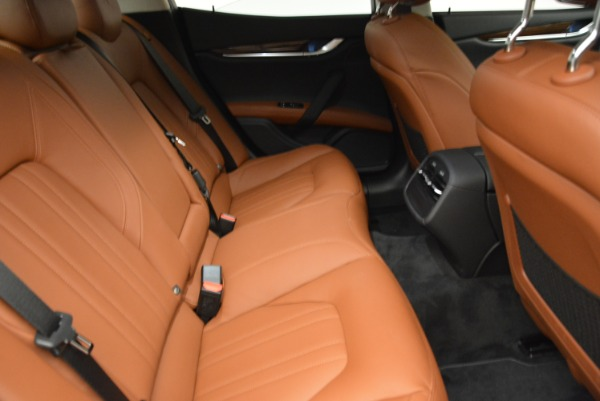 New 2018 Maserati Ghibli S Q4 for sale Sold at Pagani of Greenwich in Greenwich CT 06830 25