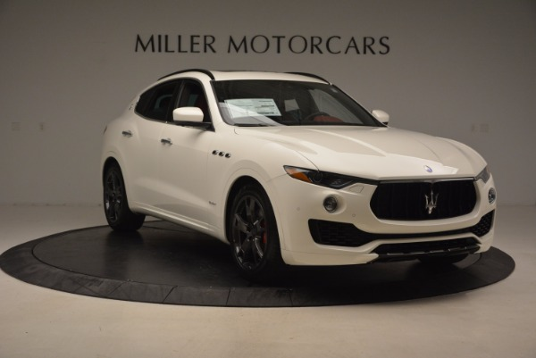 New 2018 Maserati Levante Q4 GranLusso for sale Sold at Pagani of Greenwich in Greenwich CT 06830 11