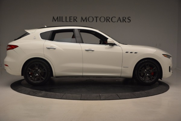 New 2018 Maserati Levante Q4 GranLusso for sale Sold at Pagani of Greenwich in Greenwich CT 06830 9