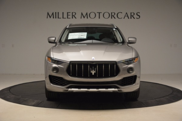 New 2018 Maserati Levante Q4 GranLusso for sale Sold at Pagani of Greenwich in Greenwich CT 06830 12