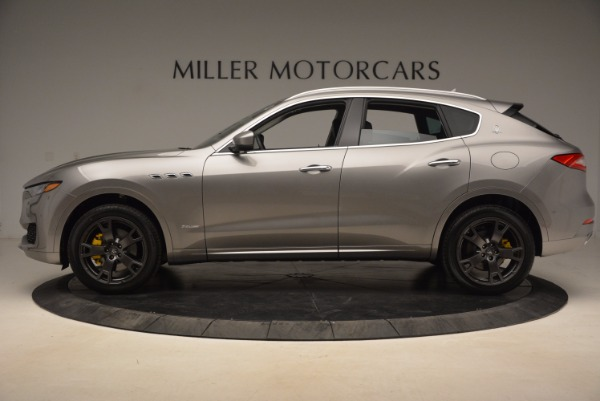 New 2018 Maserati Levante Q4 GranLusso for sale Sold at Pagani of Greenwich in Greenwich CT 06830 3