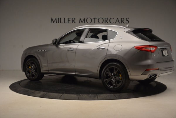 New 2018 Maserati Levante Q4 GranLusso for sale Sold at Pagani of Greenwich in Greenwich CT 06830 4