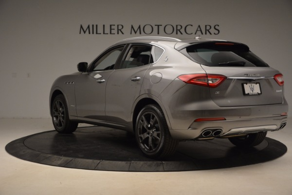 New 2018 Maserati Levante Q4 GranLusso for sale Sold at Pagani of Greenwich in Greenwich CT 06830 5