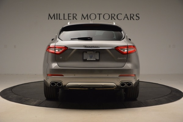 New 2018 Maserati Levante Q4 GranLusso for sale Sold at Pagani of Greenwich in Greenwich CT 06830 6