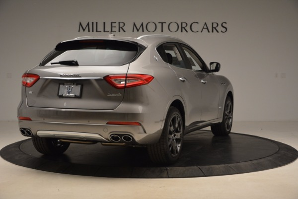 New 2018 Maserati Levante Q4 GranLusso for sale Sold at Pagani of Greenwich in Greenwich CT 06830 7