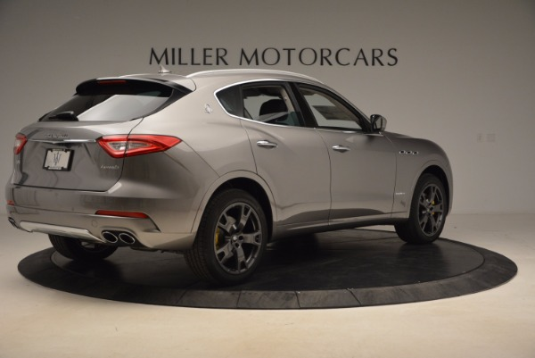 New 2018 Maserati Levante Q4 GranLusso for sale Sold at Pagani of Greenwich in Greenwich CT 06830 8