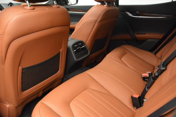 New 2016 Maserati Ghibli S Q4 for sale Sold at Pagani of Greenwich in Greenwich CT 06830 14