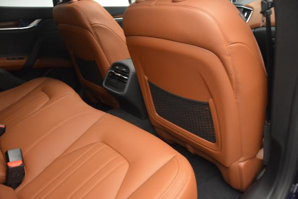 New 2016 Maserati Ghibli S Q4 for sale Sold at Pagani of Greenwich in Greenwich CT 06830 19