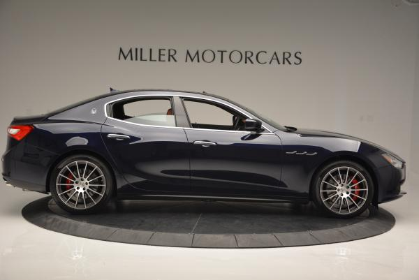 New 2016 Maserati Ghibli S Q4 for sale Sold at Pagani of Greenwich in Greenwich CT 06830 9