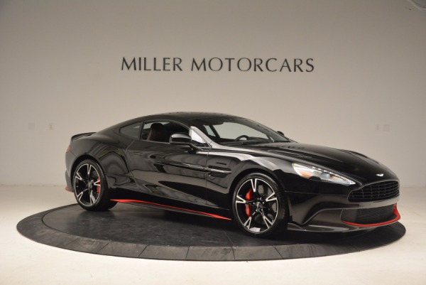 Used 2018 Aston Martin Vanquish S for sale Sold at Pagani of Greenwich in Greenwich CT 06830 10