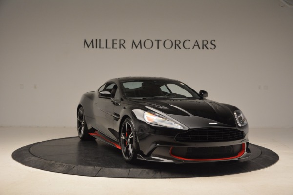 Used 2018 Aston Martin Vanquish S for sale Sold at Pagani of Greenwich in Greenwich CT 06830 11