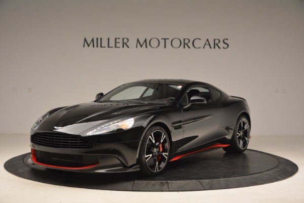 Used 2018 Aston Martin Vanquish S for sale Sold at Pagani of Greenwich in Greenwich CT 06830 2