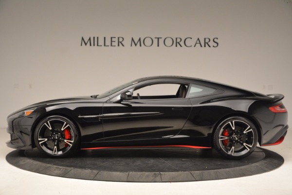 Used 2018 Aston Martin Vanquish S for sale Sold at Pagani of Greenwich in Greenwich CT 06830 3