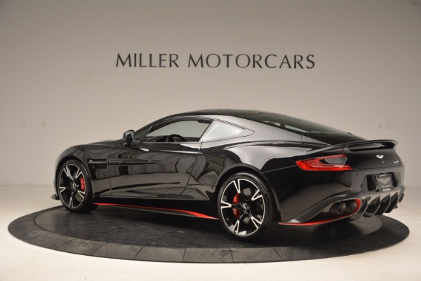 Used 2018 Aston Martin Vanquish S for sale Sold at Pagani of Greenwich in Greenwich CT 06830 4