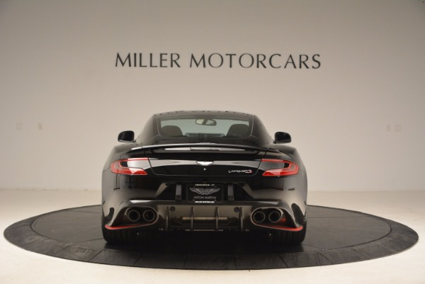 Used 2018 Aston Martin Vanquish S for sale Sold at Pagani of Greenwich in Greenwich CT 06830 6
