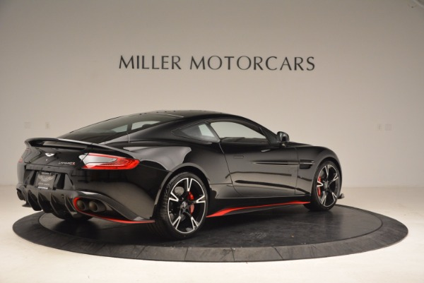 Used 2018 Aston Martin Vanquish S for sale Sold at Pagani of Greenwich in Greenwich CT 06830 8