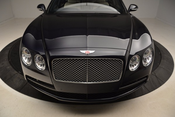 Used 2017 Bentley Flying Spur V8 for sale Call for price at Pagani of Greenwich in Greenwich CT 06830 13