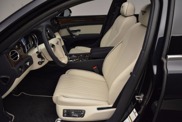 Used 2017 Bentley Flying Spur V8 for sale Call for price at Pagani of Greenwich in Greenwich CT 06830 18