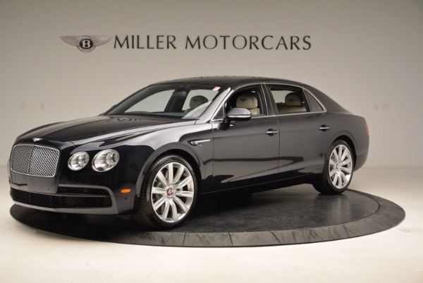 Used 2017 Bentley Flying Spur V8 for sale Call for price at Pagani of Greenwich in Greenwich CT 06830 2
