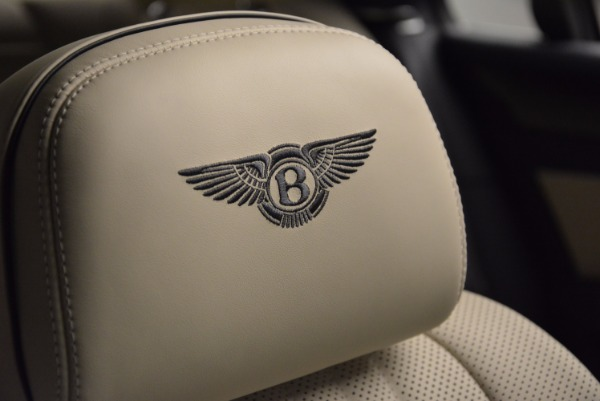 Used 2017 Bentley Flying Spur V8 for sale Call for price at Pagani of Greenwich in Greenwich CT 06830 20