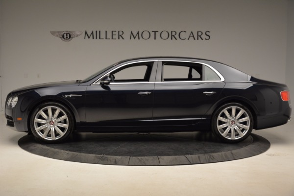 Used 2017 Bentley Flying Spur V8 for sale Call for price at Pagani of Greenwich in Greenwich CT 06830 3