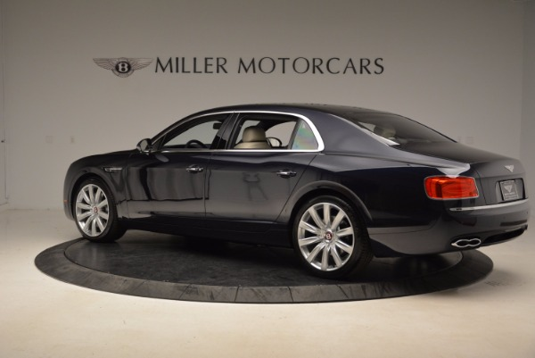 Used 2017 Bentley Flying Spur V8 for sale Call for price at Pagani of Greenwich in Greenwich CT 06830 4